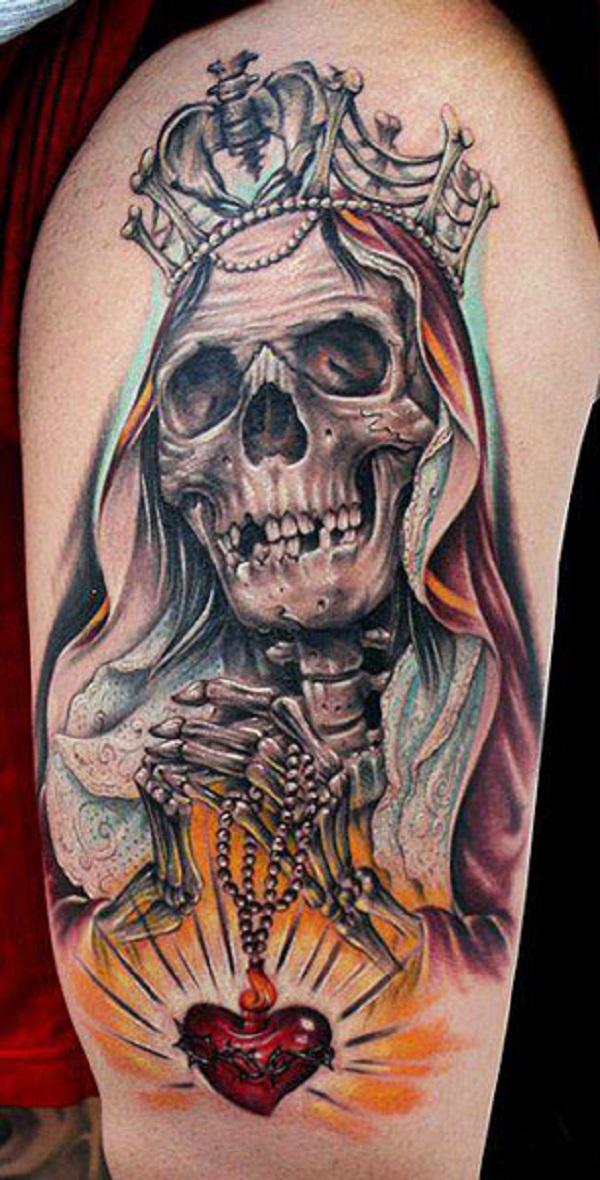Skull Tattoos 37