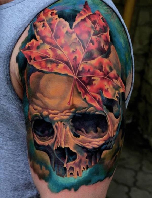 Skull Tattoos 4