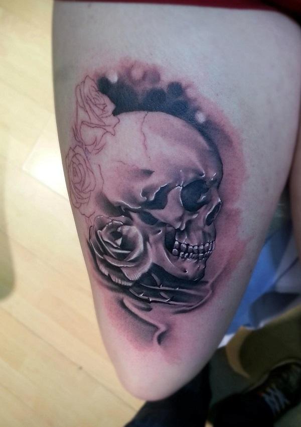 Skull Tattoos 41