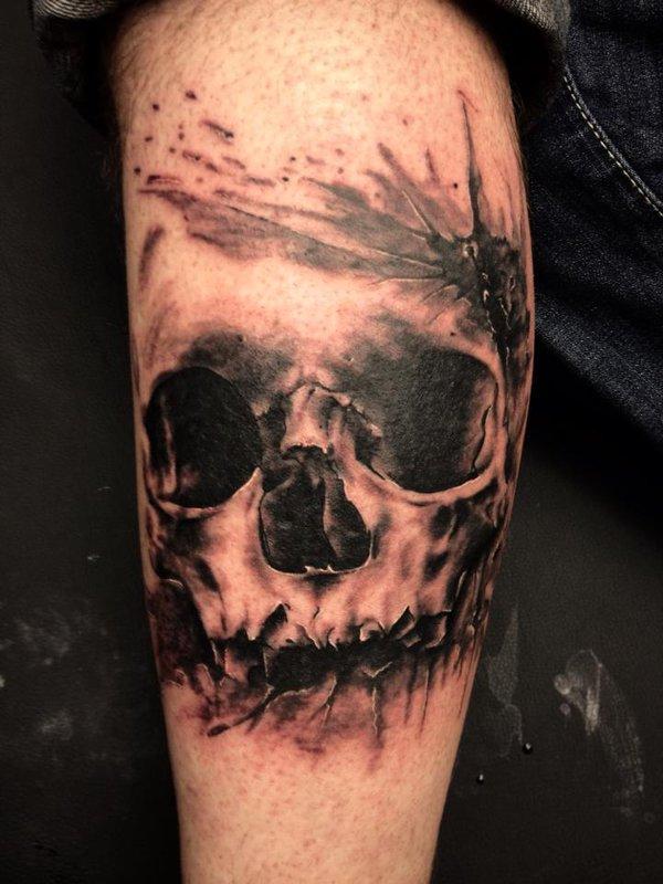 Skull Tattoos 5
