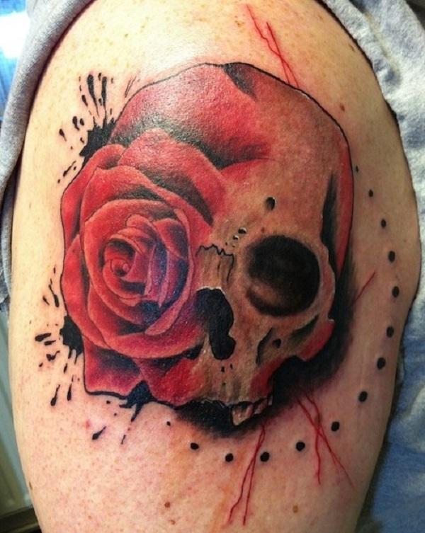Skull Tattoos 55