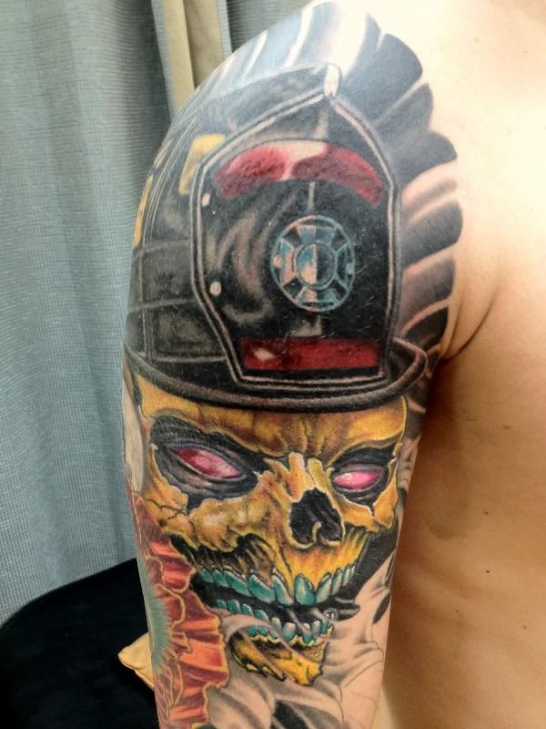 Skull Tattoos 56