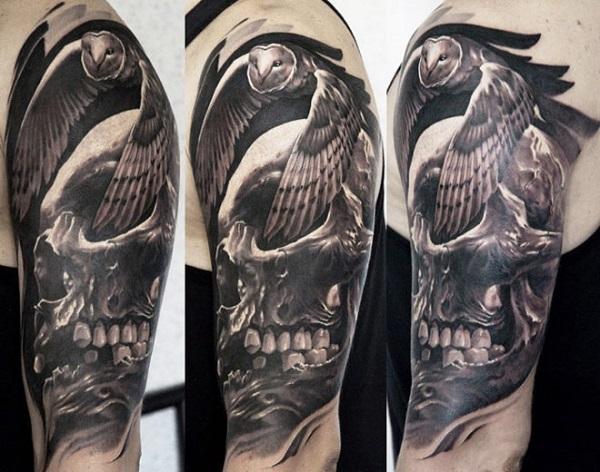 Skull Tattoos 58