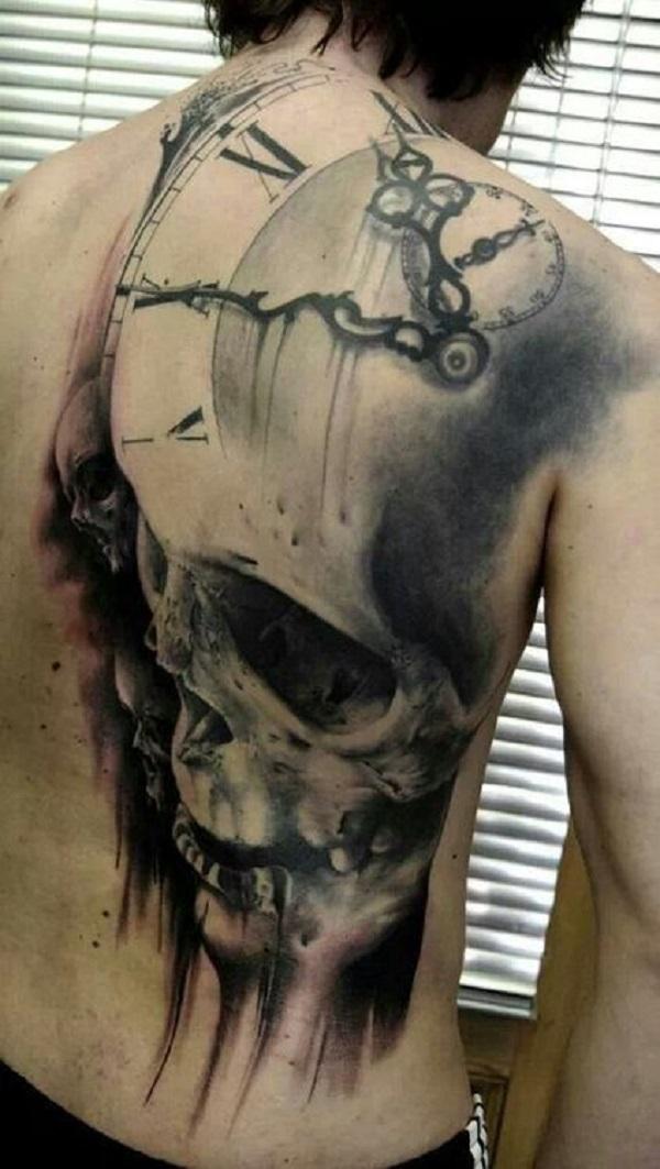 Skull Tattoos 59