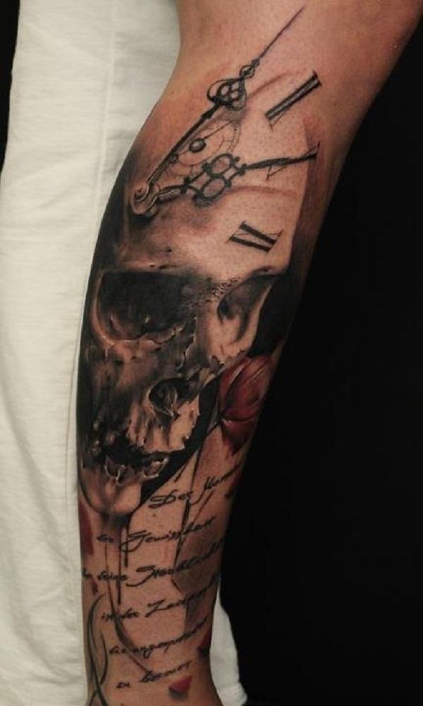 Skull Tattoos 60