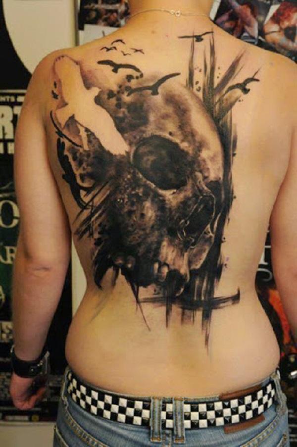 Skull Tattoos 61