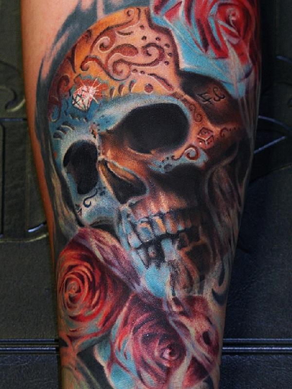 Skull Tattoos 62