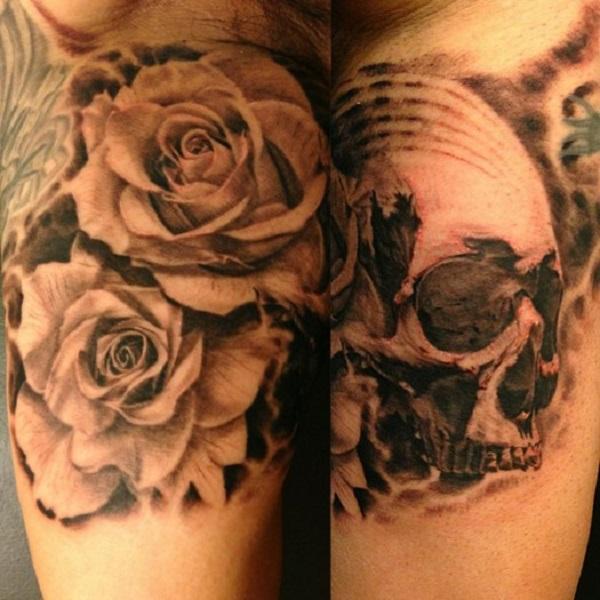 Skull Tattoos 63