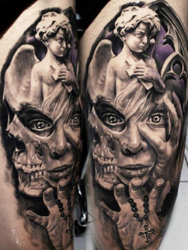 Skull Tattoos 64