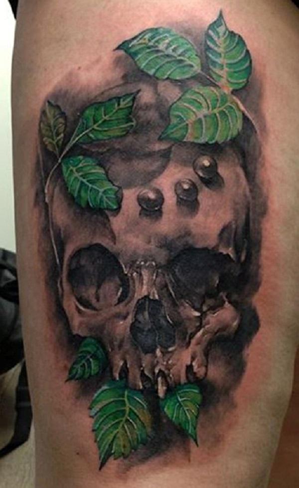 Skull Tattoos 66