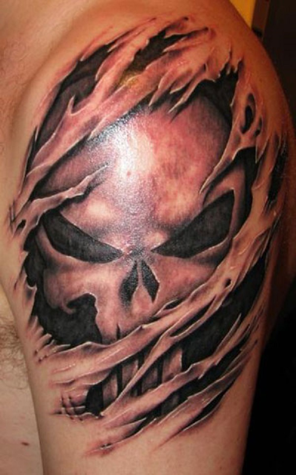 Skull Tattoos 71