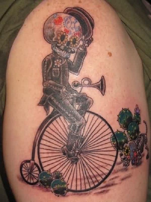 Skull Tattoos 75