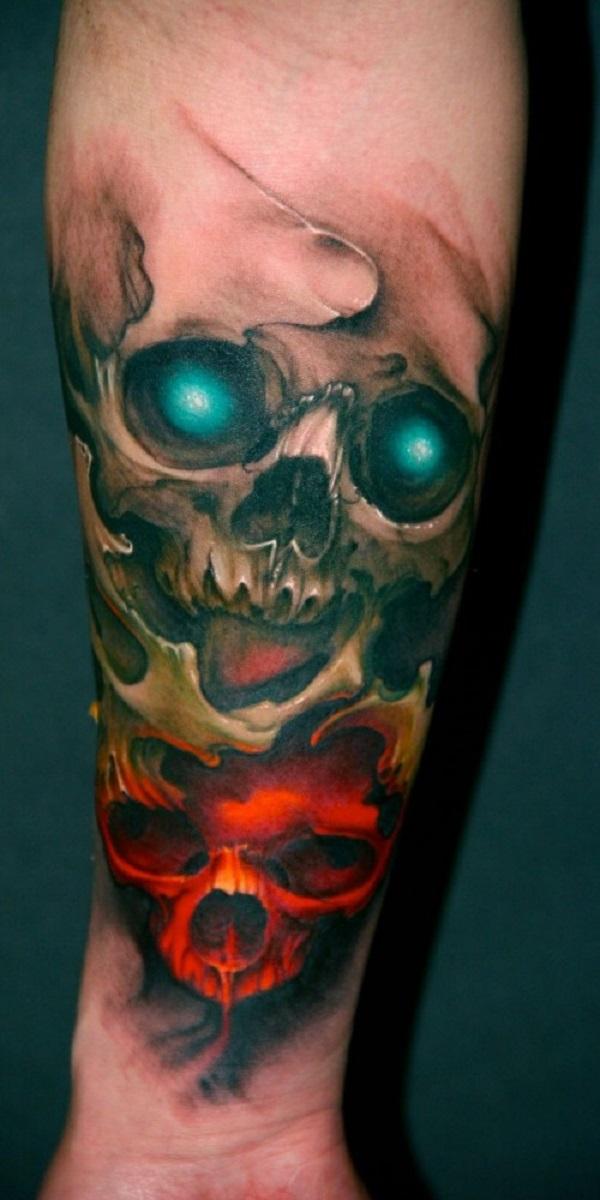 Skull Tattoos 77