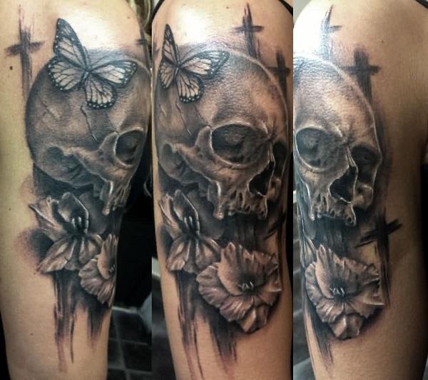 Skull Tattoos 78