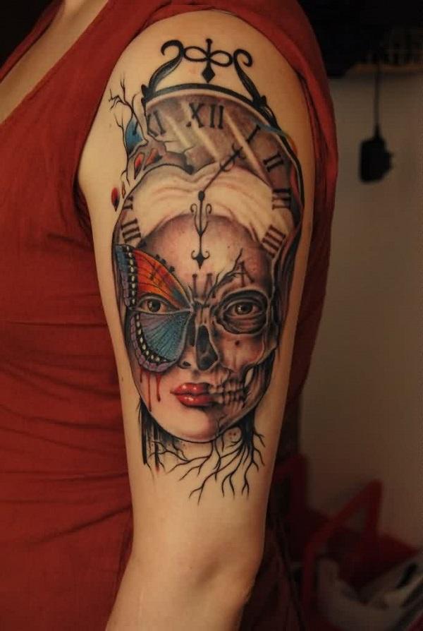 Skull Tattoos 8