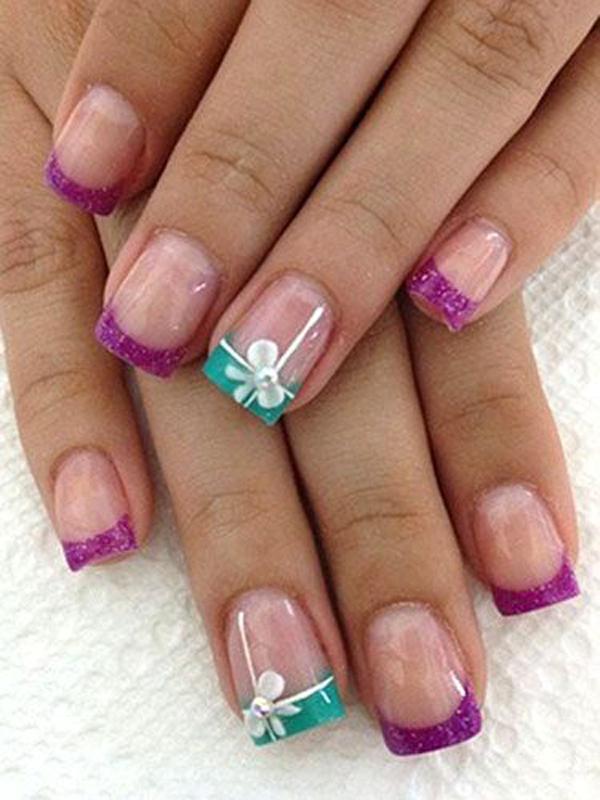 bow nail art-16