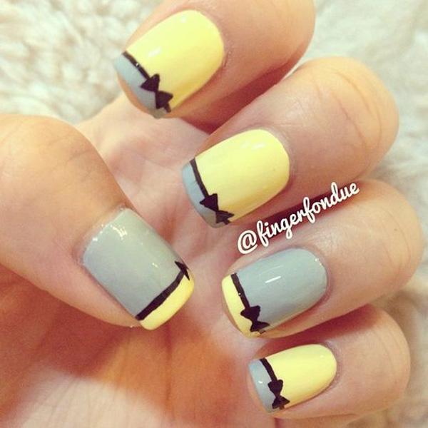 bow nail art-17