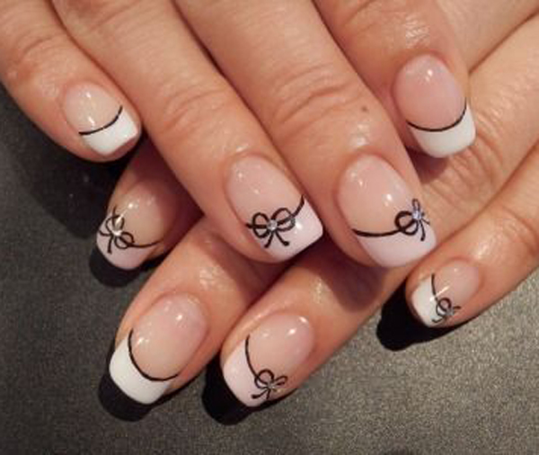 bow nail art-40