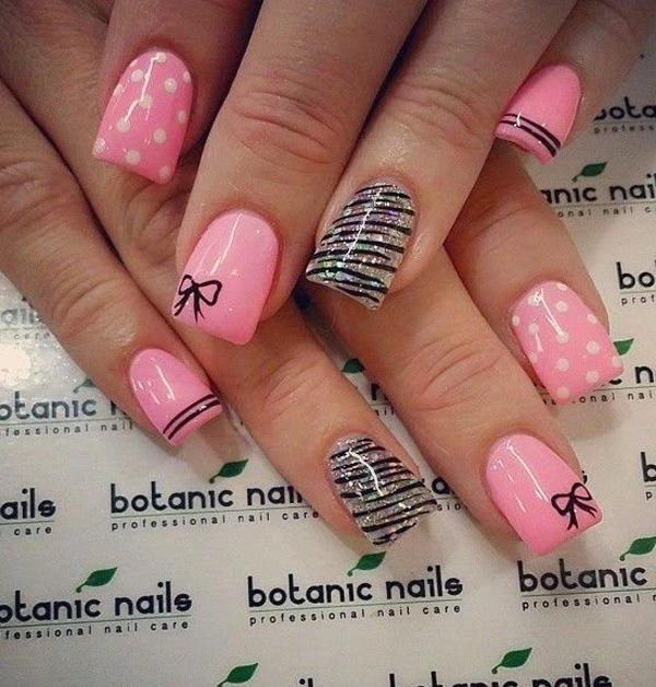 bow nail art-46