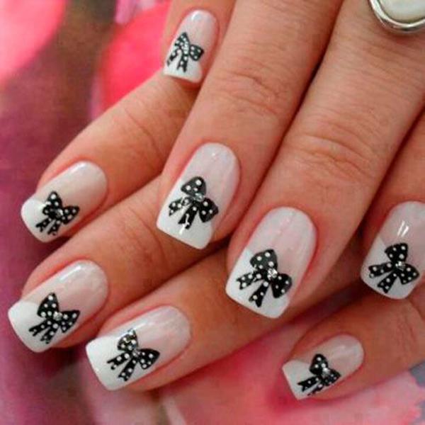 bow nail art-53
