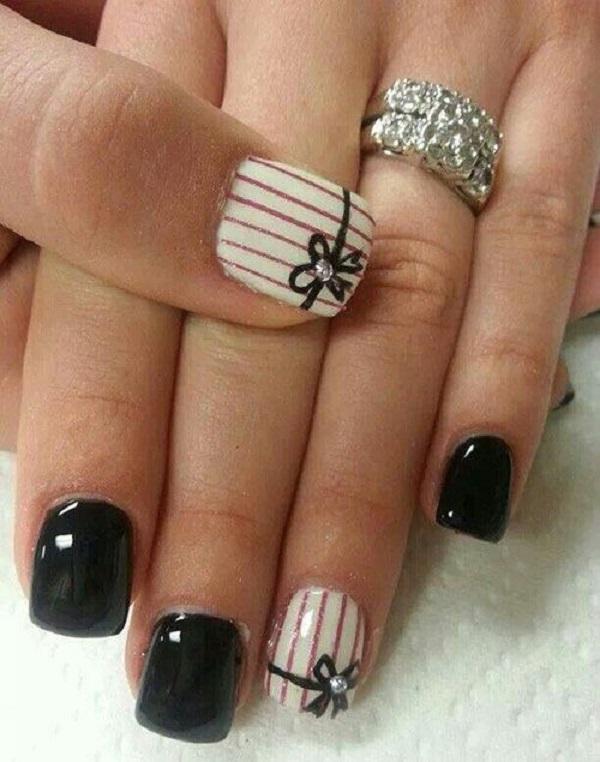 bow nail art-56