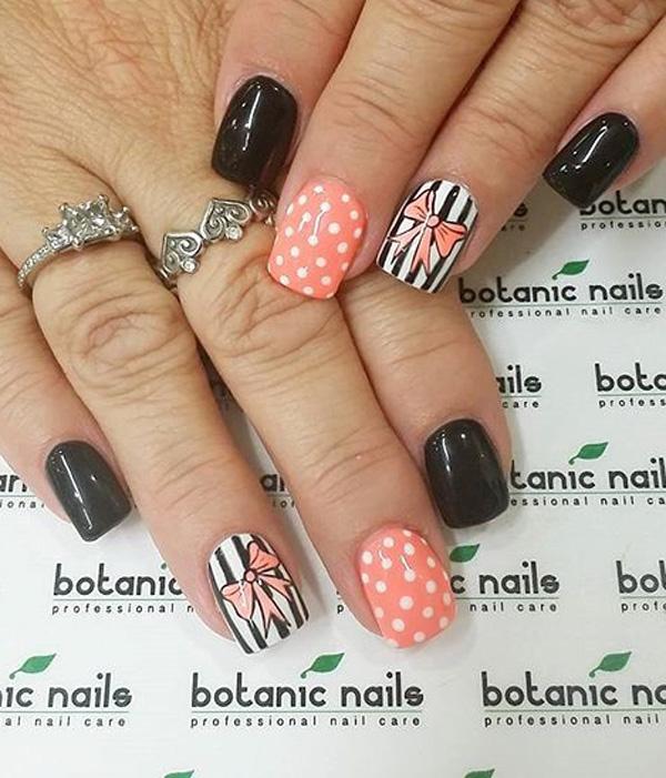bow nail art-57