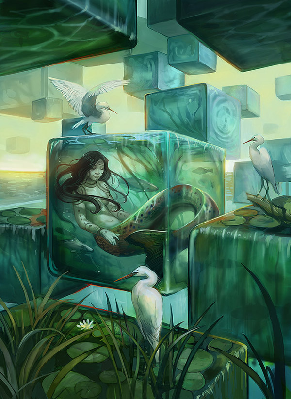 slumbering_naiad_by_juliedillon