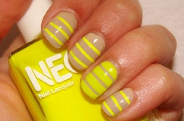 stripe nail art28