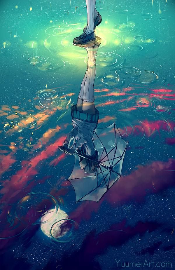 the_sky_beneath_my_feet_by_yuumei