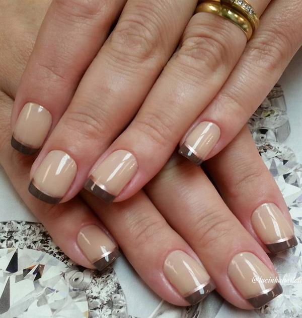 French nail art-1
