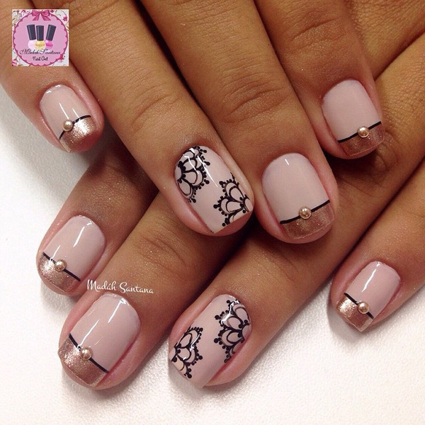 French nail art-15