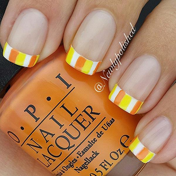 French nail art-16