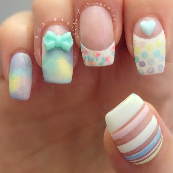 French nail art-24