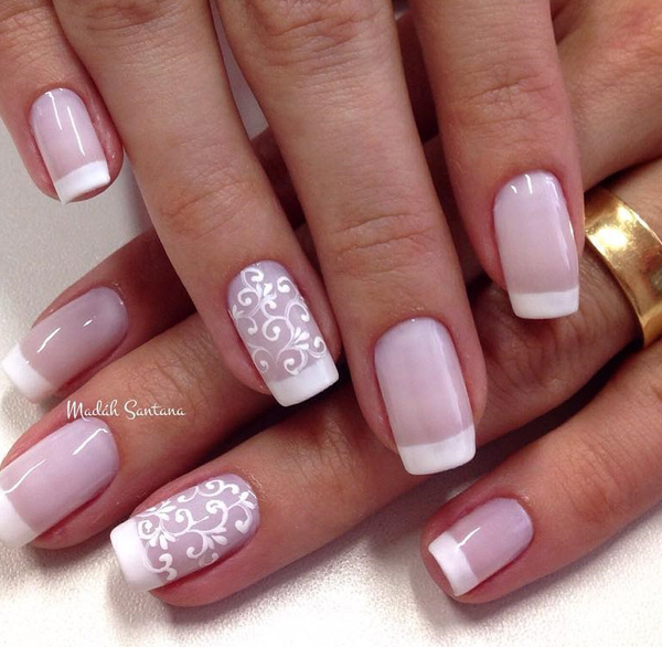 French nail art-29