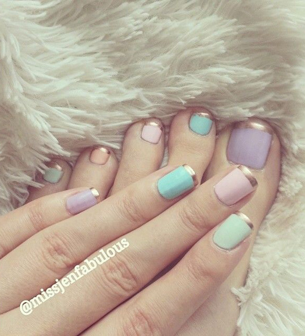 French nail art-6