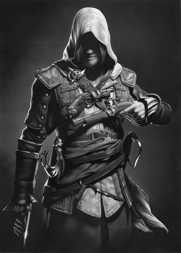 assassins_creed_drawing_by_markstewart
