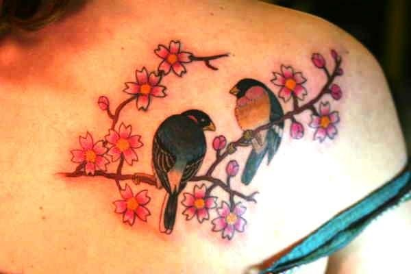 bird tattoo 10
