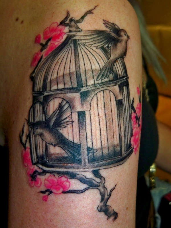 bird tattoo 14