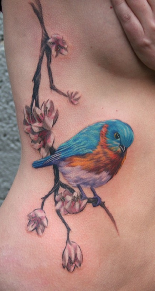 bird tattoo 4