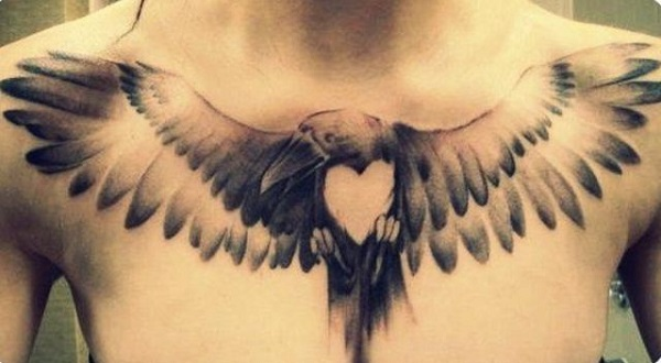 bird tattoo 5