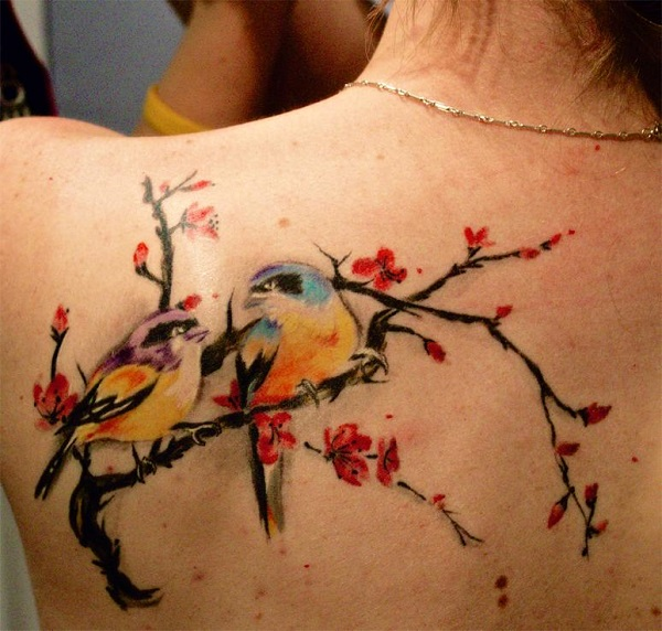 bird tattoo 6