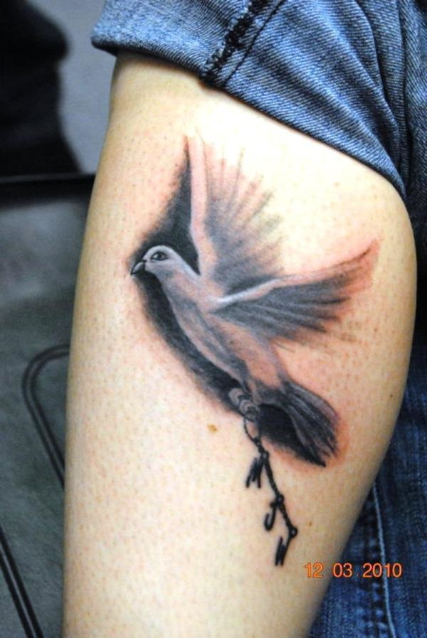 bird tattoo 8