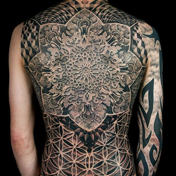 Manala full back tattoo-37