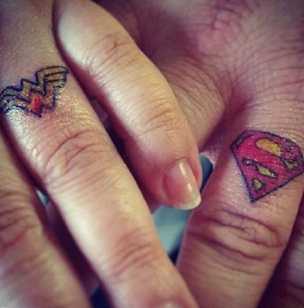 SUPERMAN TATTOOS 26