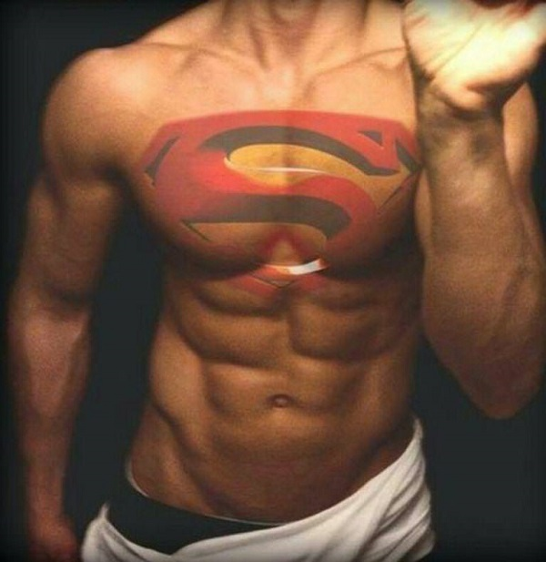 SUPERMAN TATTOOS 32