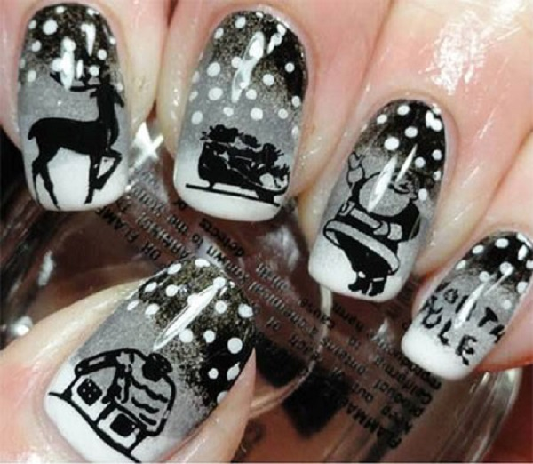 Winter Nail Art  13
