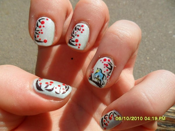 Winter Nail Art  15
