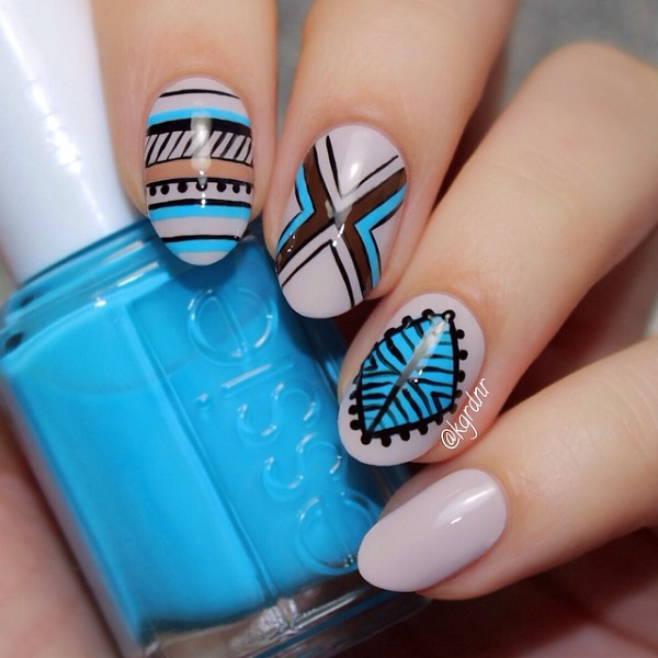 Winter Nail Art  17