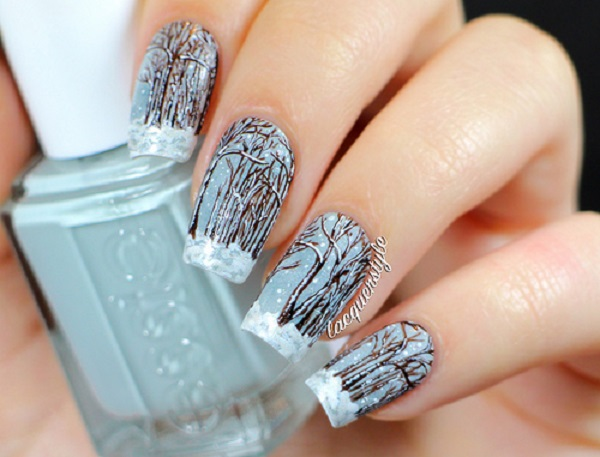 Winter Nail Art  20