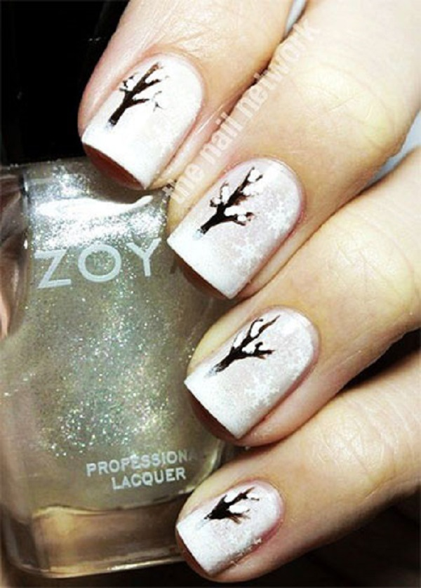 Winter Nail Art  23